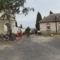 Tereprendezés a templom és a plébánia udvarán 5