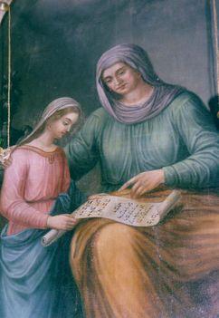 UNGVÁR GERÉNY Szent Anna búcsújáró hely