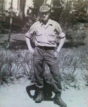 Apu mint katona