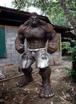 Fából a Hulk