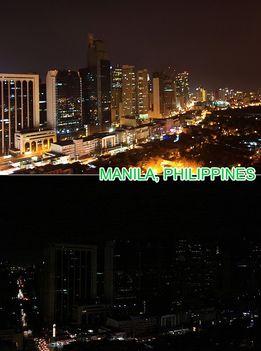 Föld órája Manilában