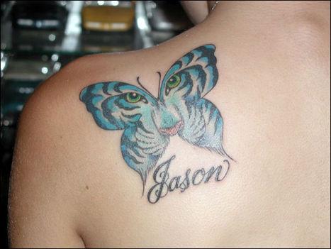 Jason, a lepke...