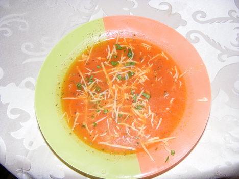Paradicsom leves sajttal bazsalikommal05