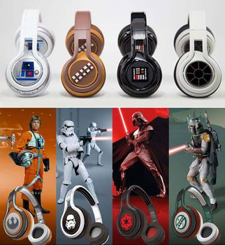 Star Wars fülesek