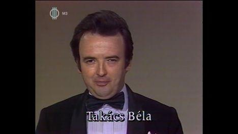 TAKÁCS  BÉLA  1943  -  2003 ..