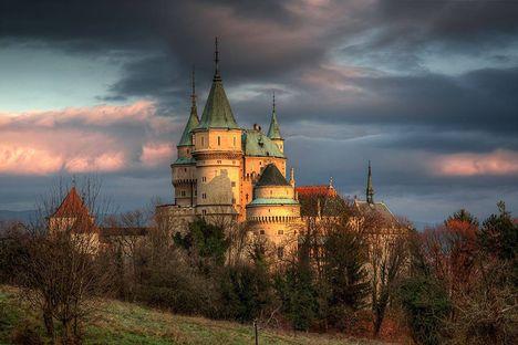 Várak - kastélyok