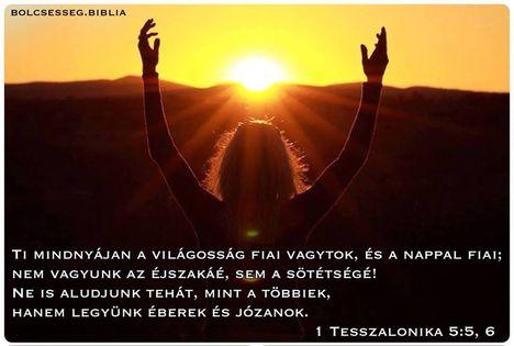 Veled van az Úr, a Te Istened!