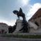 Kolozsvár, Mátyás király lovasszobra