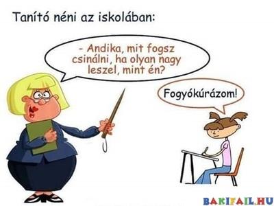 Tanárnéni,bakifail.hu