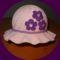 Rózsaszín nyári kalap