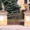 BECKÓ nz-kapu Szent Flórián és Nepomuki Szent János