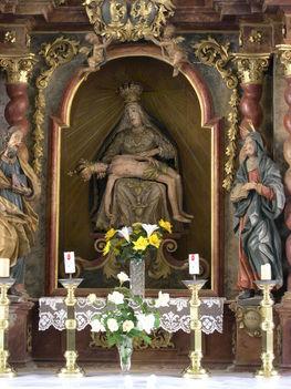 BECKÓ nz-pieta Fájdalmasanya oltár