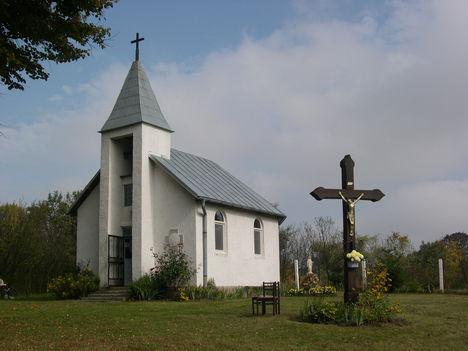 BODROGSZENTMÁRIA templom