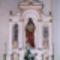 CSEJTE Jézus szíve oltár