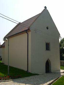 CSEJTE Páduai Szent Antal kápolna