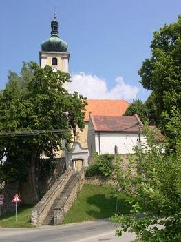 CSEJTE Szent Lászlónak szentelt templom