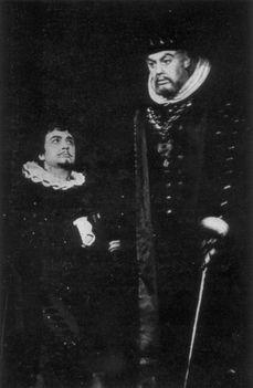 Bende Zsolt Székely Mihály - Don Carlos
