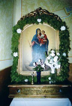 CSÉRCS oltár
