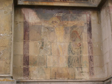 CSÜTÜRTÖKHELY templom festmény
