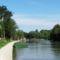 Mosoni-Duna Halászi község belterületén 2015. július 04.-én