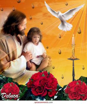jezus karjában