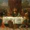 Tiziano - Utolsó vacsora