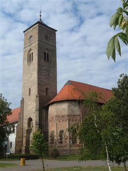 BÁCS A Ferences templom