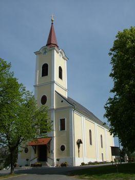 BADAFALVA templom