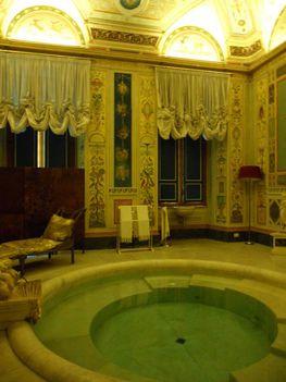Bagno di Diana in Palazzo Doria Pamphilj