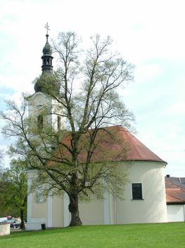 BARÁTFALVA Nagyboldogasszony templom