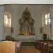 BARÁTFALVA Nagyboldogasszony templom belső