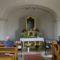 BARÁTFALVA Szűz Mária kápolna belső