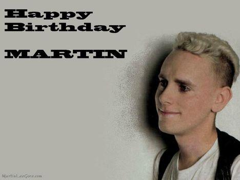 Boldog szülinapot Martin!