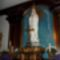 Szűzanya szobor Mariahilf - templomában (Ausztria)