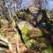 25. Telér tanösvény Szkalka sziklák