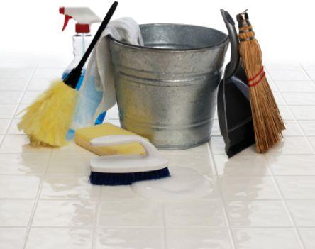 Alapos takarítás