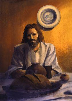 Bada Márta festménye
