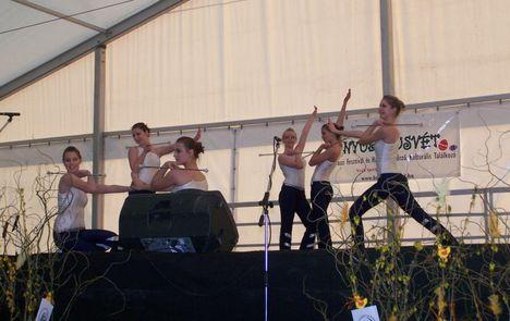 Diamond majorett és tánc csoport 4