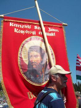 Zarándokok szép zászlója