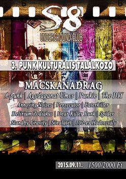 3. Punk Kulturális Találkozó