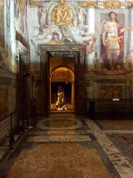 Castel Sant Angelo Sala Paolina