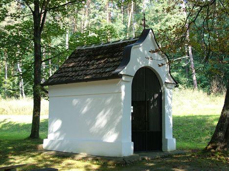 DÉRFÖLD Gyónó-kápolna
