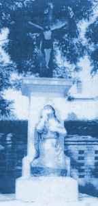 DOROSZLÓ Szűz Mária szobor