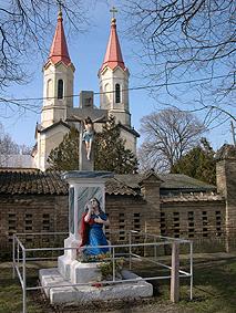 DOROSZLÓ templom