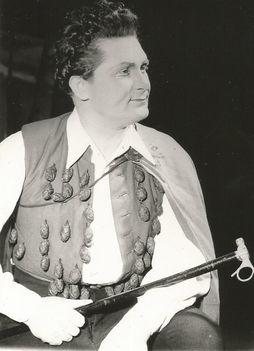 MÁTRAI (máshol: MÁTRAY)  FERENC (Strauss: Cigánybáró)