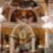 Pétervárad-Tekia  templom belső