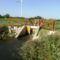 Felső réselt halátjáró, Mosonmagyaróvár, Lajta folyó, a duzzasztóműnél  2015. szeptember 01.-én