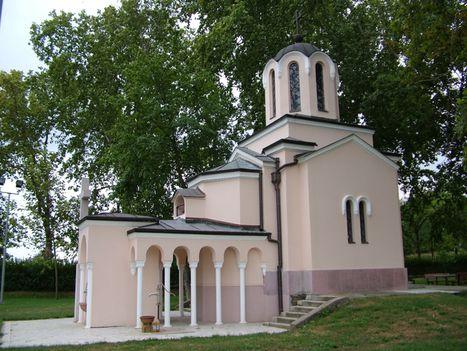 SZABADKA  az ortodox kápolna