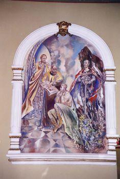 TÖRÖKTOPOLYA  Szent István király  Szent Gellért püspök  Szent Imre herceg Szent László király