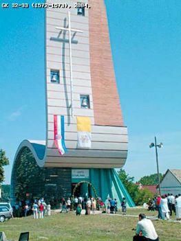 ALMÁS templom